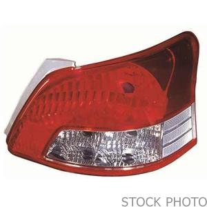 Tail Light (Not Actual Photo)
